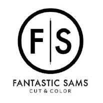Fantastic Sams hair salon logo Peoria AZ and Glendale AZ