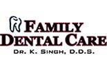 Family Dental Care in Covington, WA logo