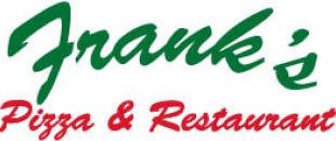 FRANK'S PIZZA AND RESTAURANT LOGO, DUNEDIN