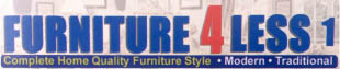 FURNITURE 4 LESS 1 logo