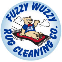 Fuzzy Wuzzy Carpet and Rug Cleaning logo