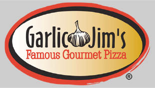 Garlic Jim's Famous Gourmet Pizza logo - Bothell, WA - Mill Creek, WA