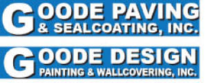 goode paving & sealcoating & goode design painting in baltimore and harford counties