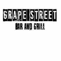 GRAPE STREET BAR AND GRILL logo