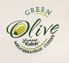 The Green Olive in Compton, CA logo