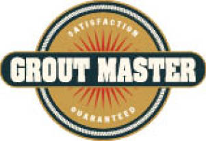 GROUT MASTER OF TAMPA LOGO