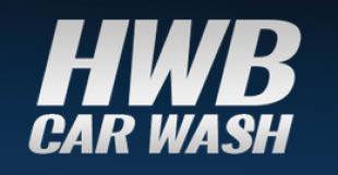HWB Car Wash in Burbank, CA logo
