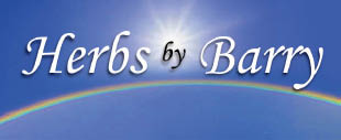 HERBS BY BARRY logo
