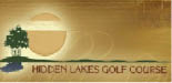 Hidden Lakes Golf Course logo Wichita Derby, KS