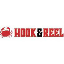 Hook & Reel Seafood Restaurant in Revere, MA.  Cajun style seafood restaurant