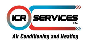 ICR SERVICES A/C AND HEATING LOGO