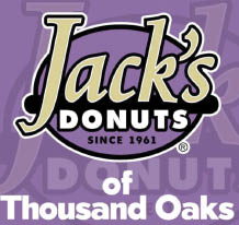Jack's Donuts in Thousand Oaks, CA logo