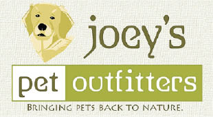 Joey's Pet Outfitters in Williamston, MI logo
