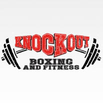 Knockout Boxing And Fitness logo