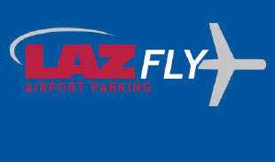 LAZ Fly Airport Parking logo
