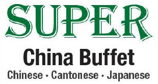 Super China Buffet Logo - Shoreline, WA