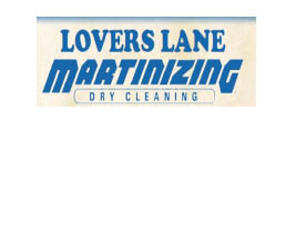 Lovers Lane Martinizing logo Dallas, TX