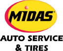 Midas logo for Cincinnati OH