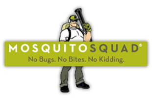 Mosquitos Squad 21 Day All Natural Mosquito and Tick Barrier Spray logo