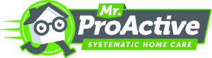 Mr Proactive systematic home care local home improvement logo