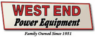 West End Power Equipment Co. Logo in New Milford & Danbury, CT