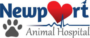 NEWPORT ANIMAL HOSPITAL & BOARDING logo