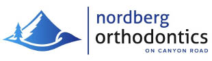 Nordberg Orthodontics logo - Puyallup, WA - On Canyon Road