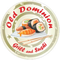 Old Dominion Grill and Sushi Frederick , new market, urbana, mt. airy maryland