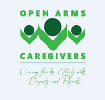 Open Arms Caregivers in Memphis, TN logo