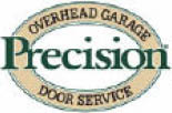 Logo for garage door services at Precision Overhead Garage Door Service in Pittsburgh PA