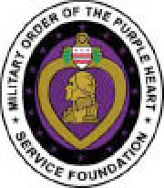 Purple Heart Car Donation logo in New York, NY