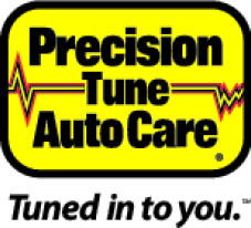 Precision Tune Auto Care logo Myrtle Beach, sc