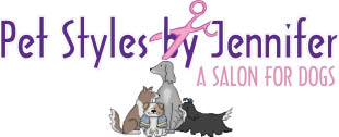 Pet Styles by Jennifer A SALON FOR DOGS logo Groomer Dunedin