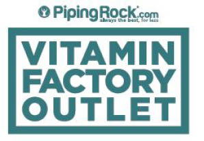 Piping Rock / Vitamin Factory Outlet