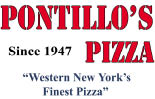 Pontillo's Pizzeria Pittsford NY pizza subs calzones wings coupons