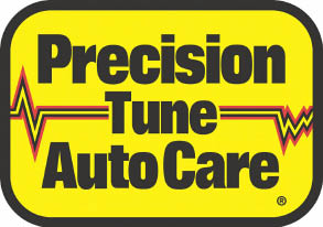 Precision Tune Auto Care in Charlotte, NC logo