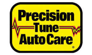 Precision Tune Auto Care logo Fargo, ND