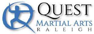 Quest Martial Arts Raleigh in Raleigh, NC Logo