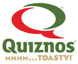 QUIZNO'S Grafton Germantown and Madison logo