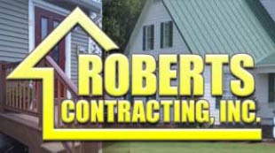 Roberts Contracting Inc. in Newburgh NY logo