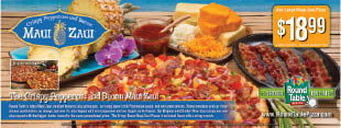 Round Table Pizza Lincoln Ca.58 Mountain View Ca Restaurant Coupons Deals