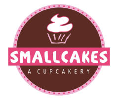 Smallcakes in Marietta, GA logo