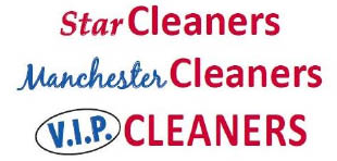 Star Cleaners/Manchester Cleaners/V.I.P. Cleaners logo