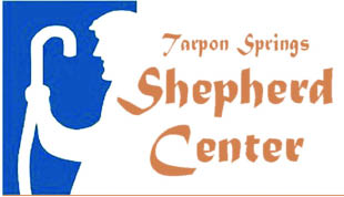 Tarpon Springs Shepherd Center logo tarpon springs, fl