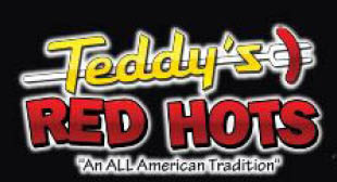Teddy's Red Hots in Downers Grove & Darien, IL logo