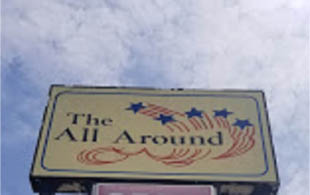 The All Around Bar Sign in Taylor, MI