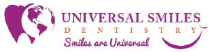 Universal Smiles Dentistry in Orange City, FL logo