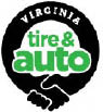 Virginia Tire & Auto in Northern VA logo
