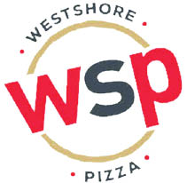 Westshore Pizza & Cheesesteaks logo  West shore Pizza Tampa FL