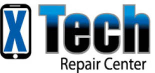 x Tech Repair Center logo in Shelby Township, MI
